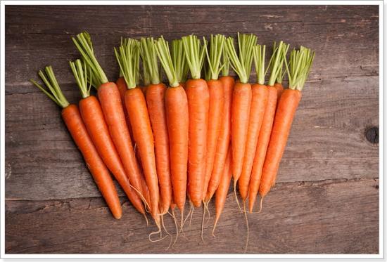как хранить зимой морковку