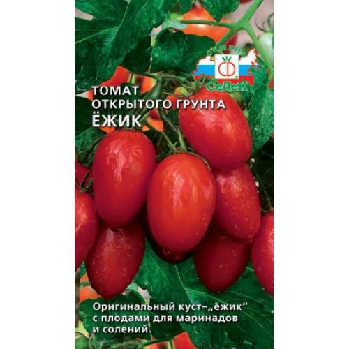 томат ежик описание сорта