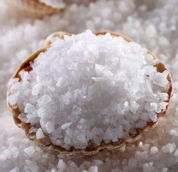 солевой раствор против парши