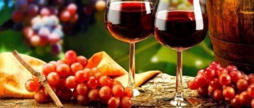 Рецепты приготовления сухого вина
